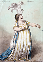 Mrs Billington, 'A bravura Air'